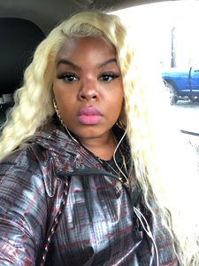 "Kali ""613"" Blonde Straight Hair & Body Wave"