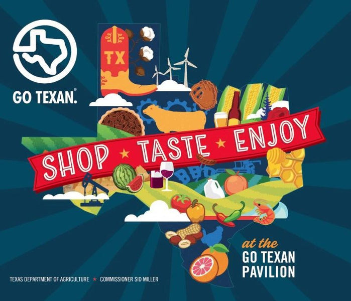 Texas State Fair 2019 - GO TEXAN General Store