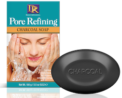 Daggett & Ramsdell Pore Refining Charcoal Soap 3.5 oz.