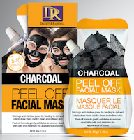 Daggett & Ramsdell Peel Off Facial Mask with Charcoal 1.76 oz.