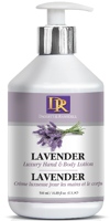 Daggett & Ramsdell Hand and Body Lotion -  Lavender, 16.9 oz.