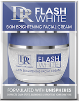 Daggett & Ramsdell Flash White Skin Brightening Facial Cream 1.6 oz.