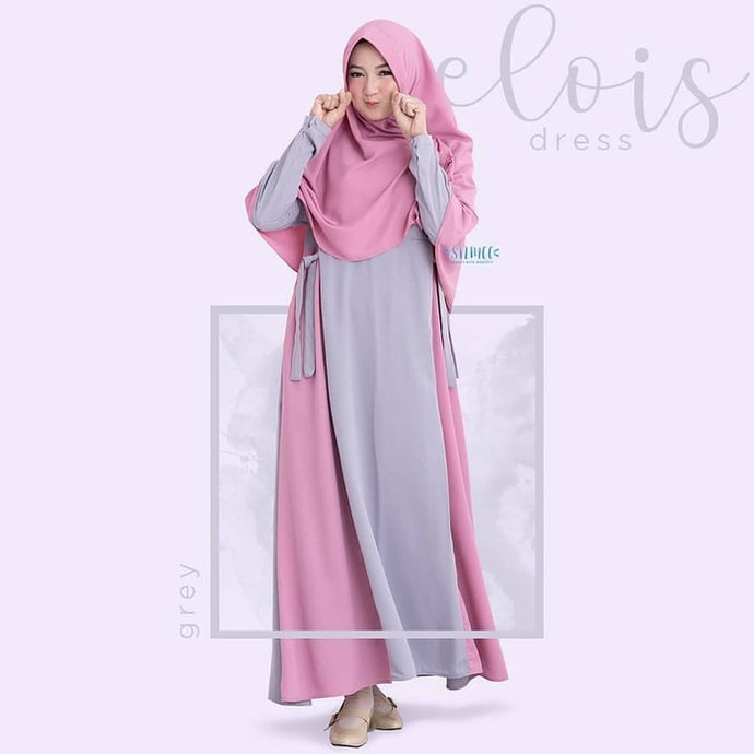 Elois Dress, MyArrum, - MyArrum