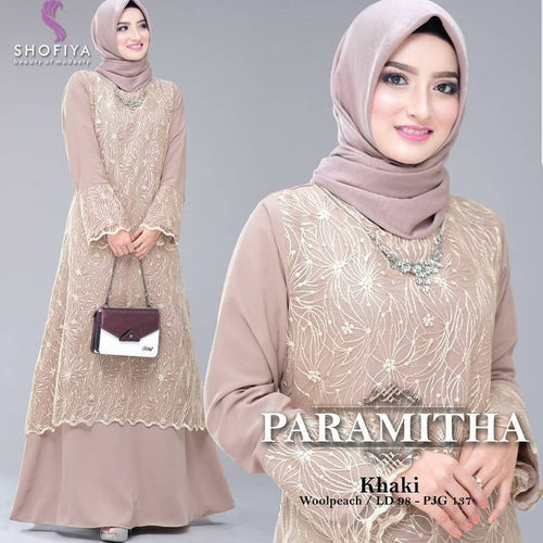 Paramitha Dress, MyArrum, - MyArrum