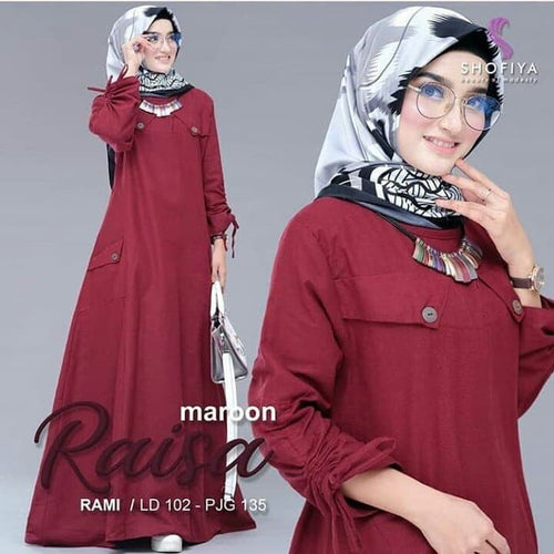 Raisa Maxi Dress, MyArrum, - MyArrum