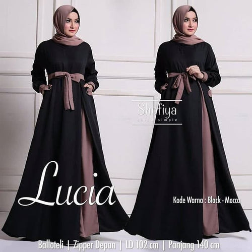 Lucia Maxi Dress, MyArrum, - MyArrum