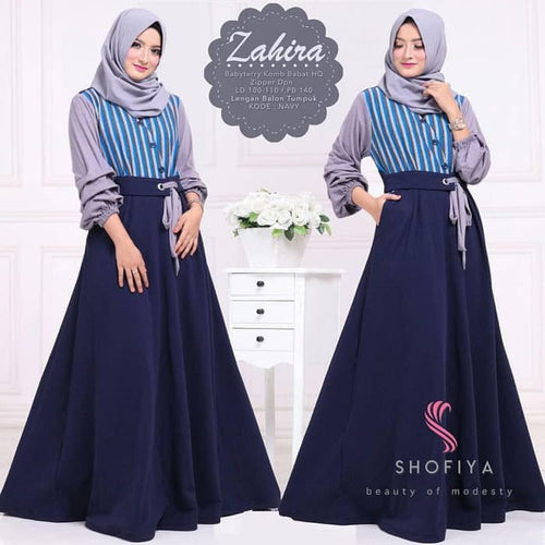 Zahira Maxi Dress, MyArrum, - MyArrum