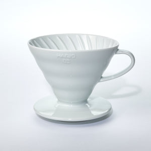Ceramic Coffee dripper for pour over extraction
