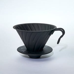 Hario V60 Metal Coffee Dripper 02 Matte Black