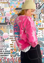 Load image into Gallery viewer, Retro Pink Sweatshirt