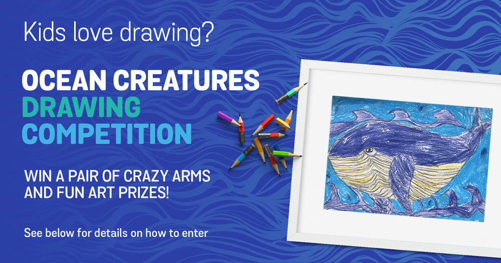 Crazy Ocean Creatures - Kids Competition