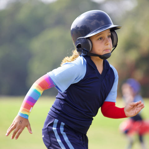 Crazy Arms teeball sleeves