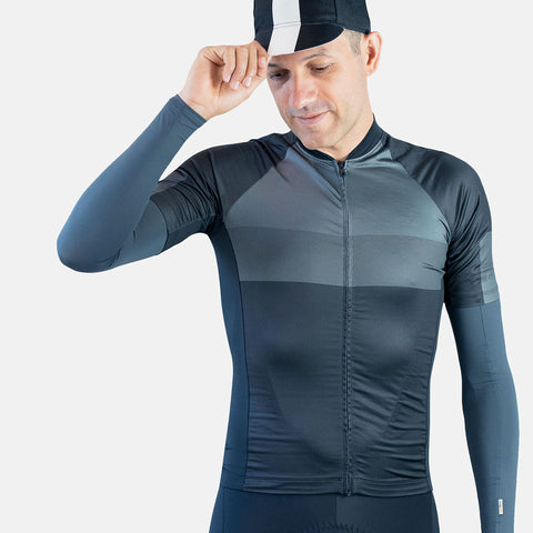 Crazy Arms Summer Cycling Sleeves - Grey