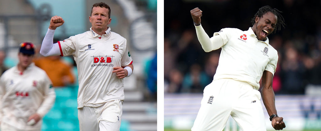 Crazy Arms Blog Post - Peter Siddle and Jofra Archer