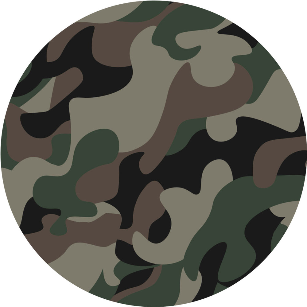 Sun protective sleeves for women - Crazy Camo Swatch