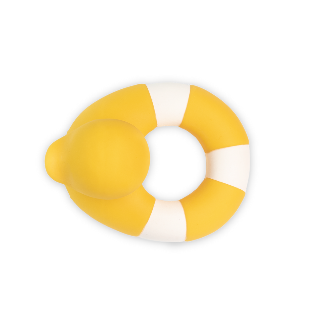 FLO THE FLOATIE, YELLOW