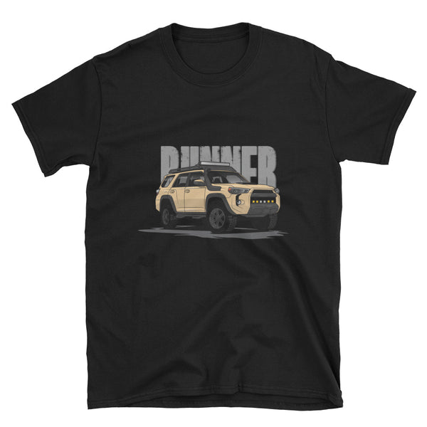 Quicksand 5th Gen Runner Unisex T-Shirt