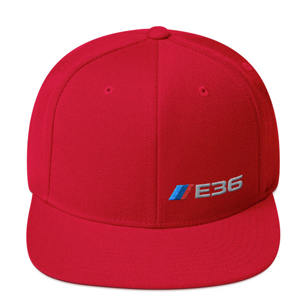 E36 Snapback Hat E36 Snapback Hat - Automotive Army Automotive Army