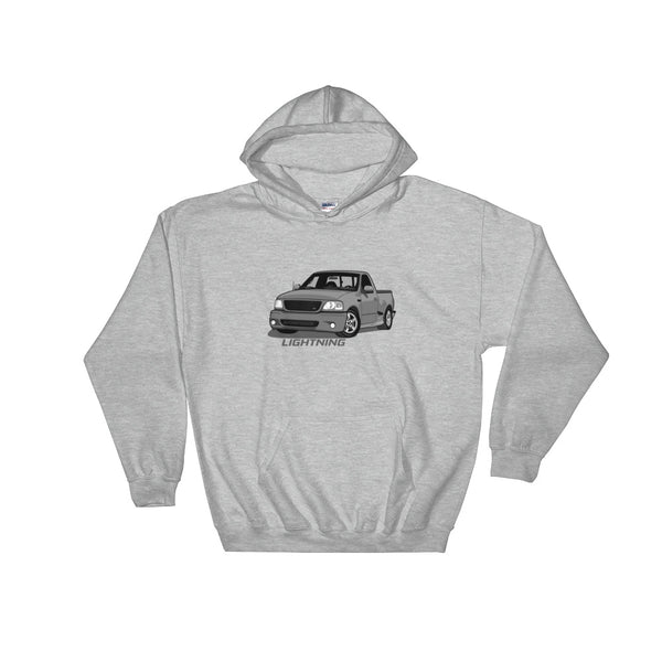 DSG Lightning Hooded Sweatshirt DSG Lightning Hooded Sweatshirt - Automotive Army Automotive Army