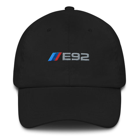 E92 Dad hat E92 Dad hat - Automotive Army Automotive Army