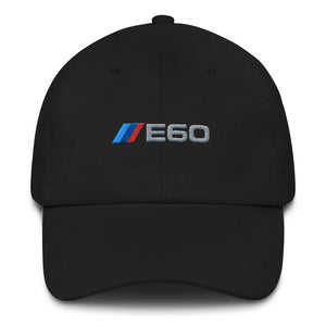E60 Dad hat E60 Dad hat - Automotive Army Automotive Army