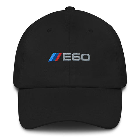 E60 Dad hat