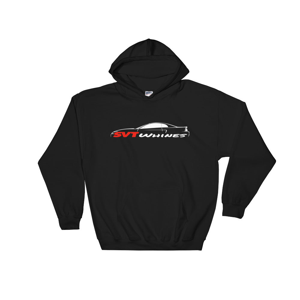 SVT Whines Car Logo Hoodie SVT Whines Car Logo Hoodie - Automotive Army Automotive Army
