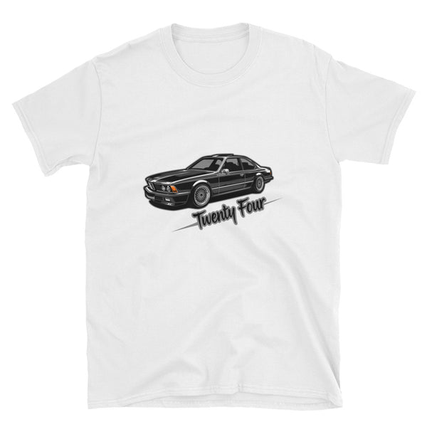 Twenty Four Unisex Tee Twenty Four Unisex Tee - Automotive Army Automotive Army