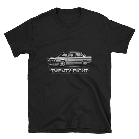 Twenty Eight Unisex Tee Twenty Eight Unisex Tee - Automotive Army Automotive Army