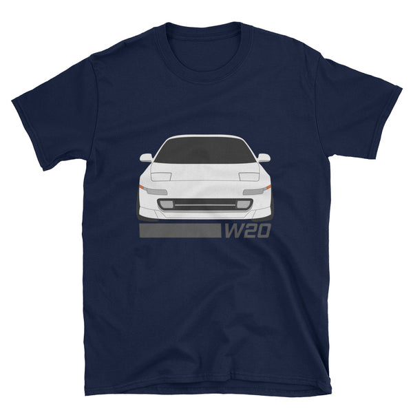 MR2 (W20) Super White Unisex T-Shirt MR2 (W20) Super White Unisex T-Shirt - Automotive Army Automotive Army