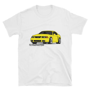 Zinc/Screaming Yellow Terminator T-Shirt