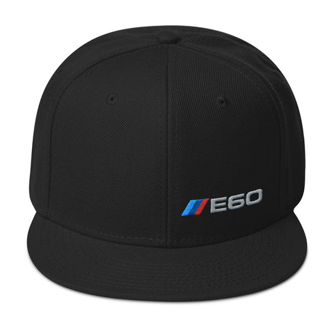 E60 Snapback Hat E60 Snapback Hat - Automotive Army Automotive Army