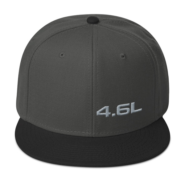 4.6L Snapback Hat 4.6L Snapback Hat - Automotive Army Automotive Army