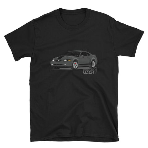 Black Mach 1 Unisex T-Shirt