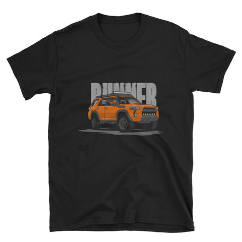 Inferno 5th Gen Runner Unisex T-Shirt