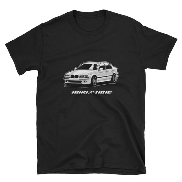 Thirty Nine Unisex Tee Thirty Nine Unisex Tee - Automotive Army Automotive Army