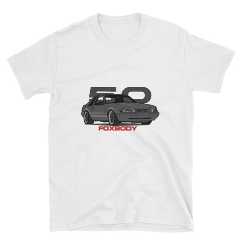 Black Hatchback Unisex T-Shirt