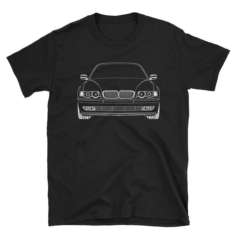 E38 Outline Unisex T-Shirt