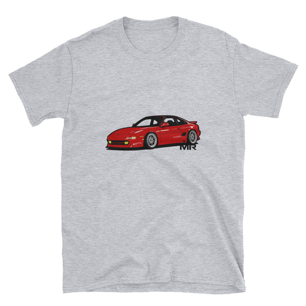 Red MR Unisex T-Shirt Red MR Unisex T-Shirt - Automotive Army Automotive Army