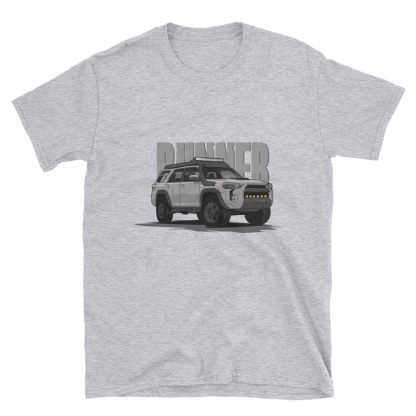 Cement 5th Gen Runner Unisex T-Shirt