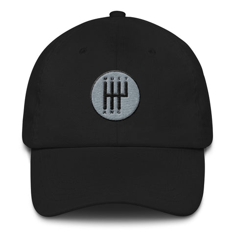 Mustang Gated Shifter Dad hat