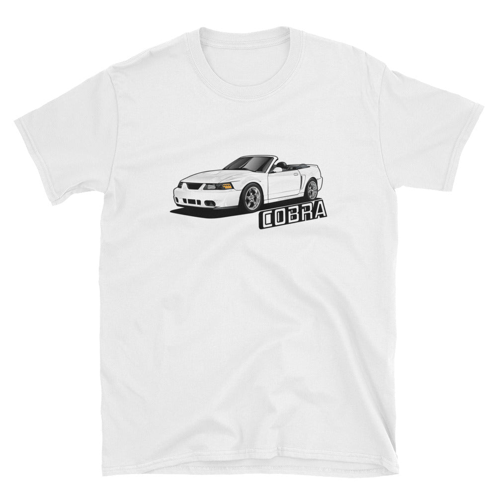 Oxford White Cobra Vert Unisex T-Shirt