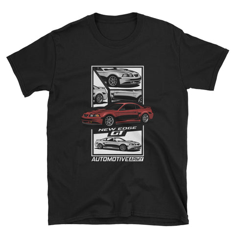 New Edge GT Camera Roll Unisex T-Shirt