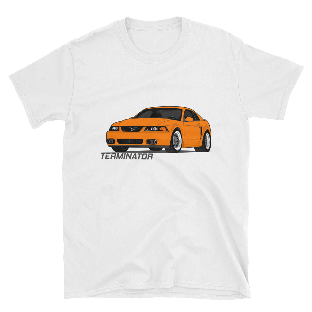 Competition Orange Unisex T-Shirt Competition Orange Unisex T-Shirt - Automotive Army Automotive Army