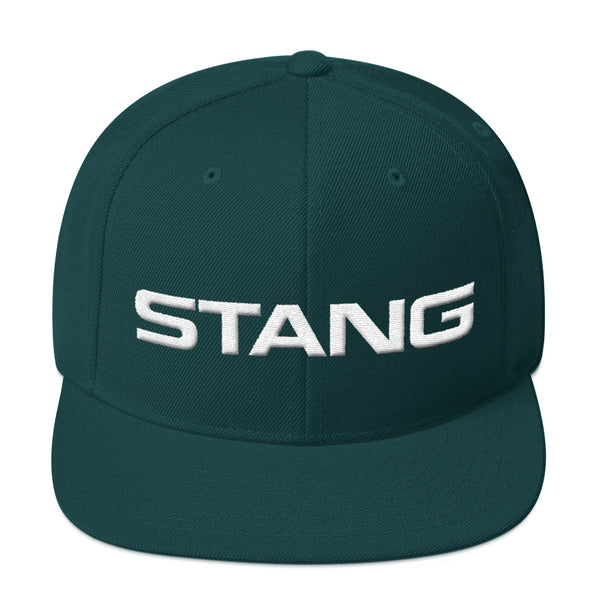Stang Snapback Hat