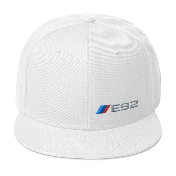 E92 Snapback Hat E92 Snapback Hat - Automotive Army Automotive Army