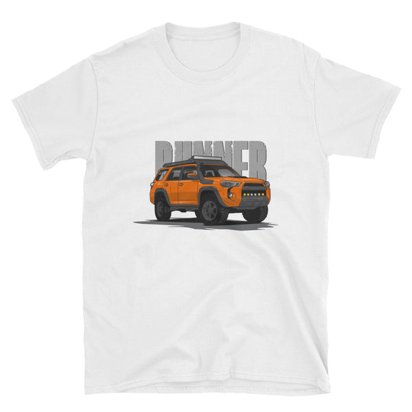 Inferno 5th Gen Runner Unisex T-Shirt Inferno 5th Gen Runner Unisex T-Shirt - Automotive Army Automotive Army