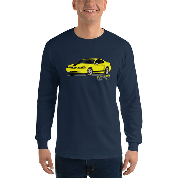 Zinc/Screaming Yellow Mach 1 Long Sleeve Zinc/Screaming Yellow Mach 1 Long Sleeve - Automotive Army Automotive Army