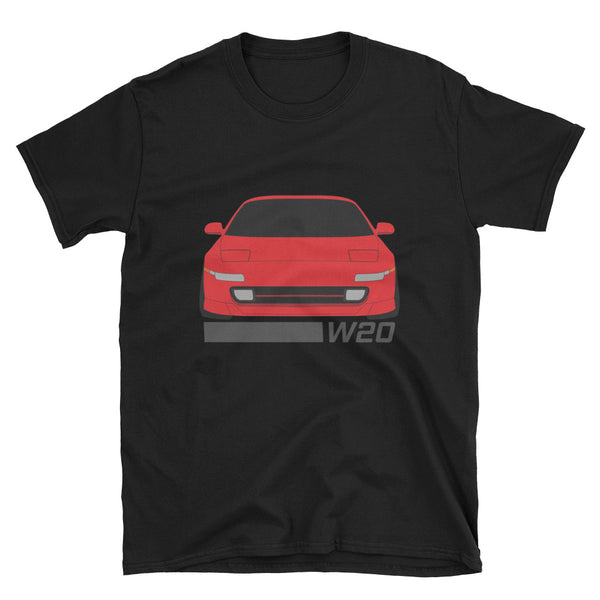 MR2 (W20) Super/Crimson Red Unisex T-Shirt
