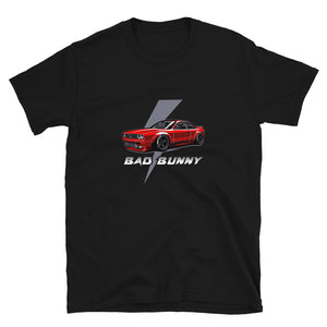 Bad Bunny Unisex T-Shirt Bad Bunny Unisex T-Shirt - Automotive Army Automotive Army